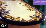 Pannelli top PietraLavica F05 penisola cucina-©V.C