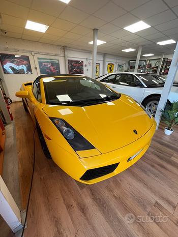 "Lamborghini Gallardo Spyder ""520Cv"""