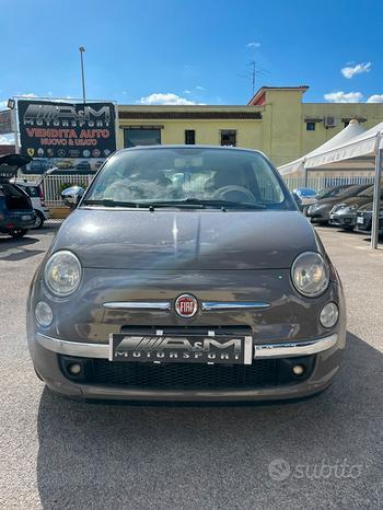 Fiat 500 1,2 lounge neopatentati