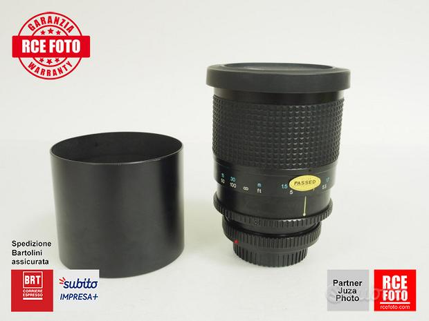 Tokina RMC 500 F8 - per Canon FD (B+)