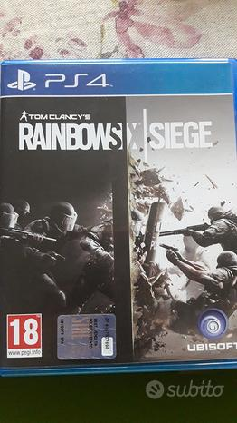 Rainbow six siege per PS4