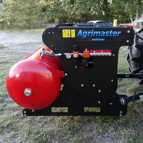 Compressore AGRIMASTER a trattore x potature