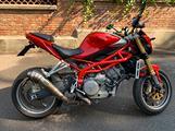 Moto Morini Corsaro 1200 - anno 2006