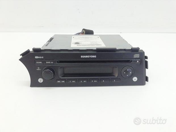 8910009070 AUTORADIO SSANGYONG Kyron 2° Serie 2000
