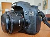 Canon 7d mk1 solo corpo