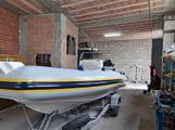Marlin 16 con motore mercury 2020 e carrello