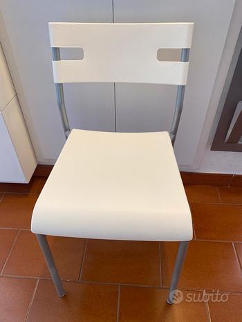 4 sedie ikea mod. Laver