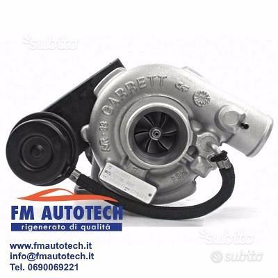 Turbina Garrett 701796 Fiat, Lancia, Alfa 1.9