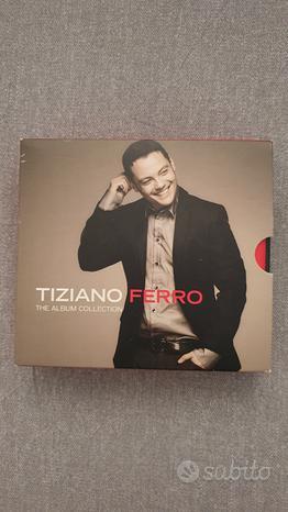 Cofanetto Tiziano Ferro The Album Collection