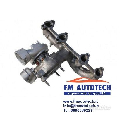 Turbina kkk 54399700010 VOLKSWAGEN New Beetle 1.9