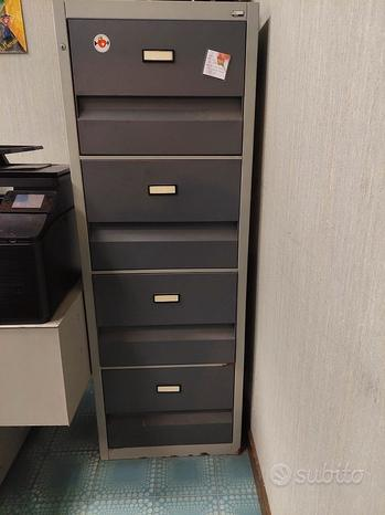 Cassettiera / Archivio in metallo per ufficio