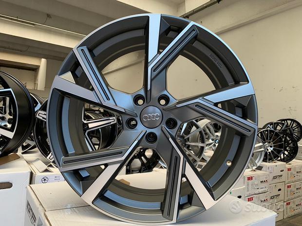 Cerchi Audi raggio 19 cod.9845432
