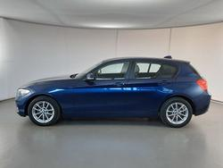 BMW 116 Advantage Autom. 5 PORTE BERLINA
