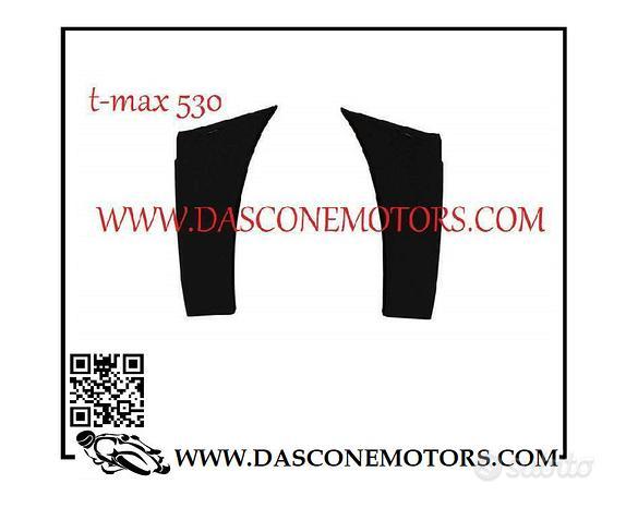 Fianchetti Tmax 530 Nero lucido o nero opaco
