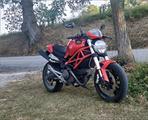 Ducati Monster 696 perfetta