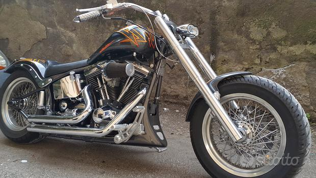 Harley-Davidson Fat Boy - 1996