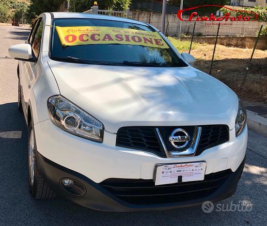Nissan qashqai 1.5 DCI 110CV FULL-2012