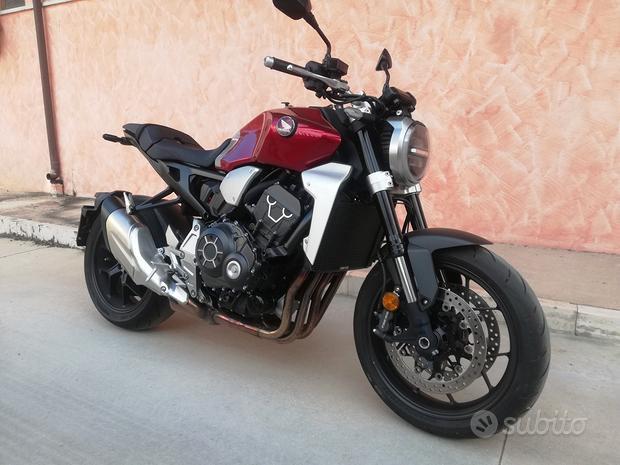 Honda CB 1000 R ABS Rossa 8700 km - 2018