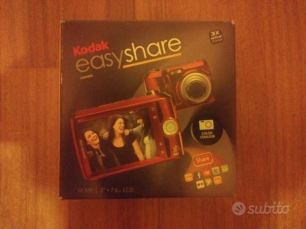 Fotocamera Kodak Easyshare 14 megapixel