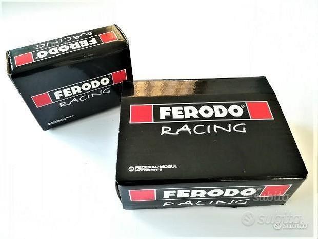 Kit pastiglie freno FERODO RACING e TUNING