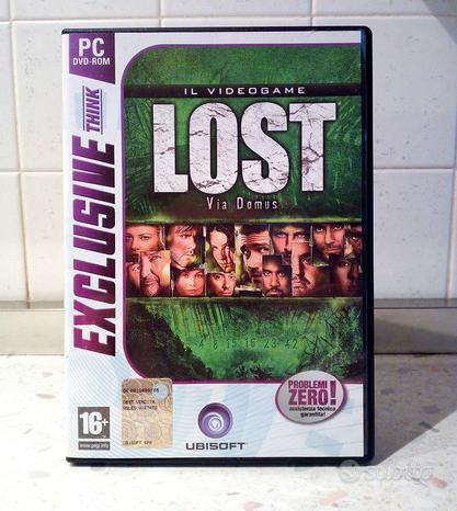 """PC Retro Game """"Lost Via Domus"""""""