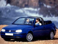 VOLKSWAGEN Golf Cabriolet 1.6 cat Karmann