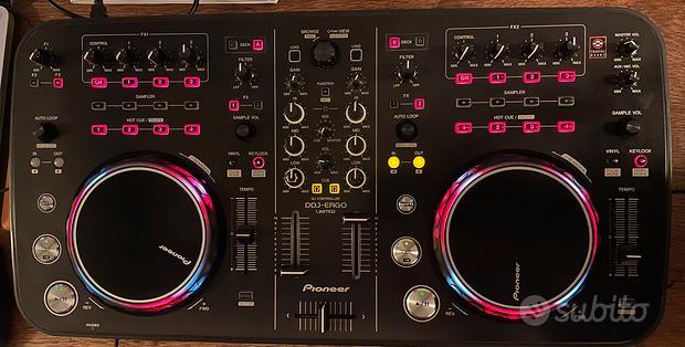 Pioneer DDJ-ERGO Limited DJ controller