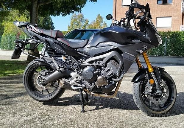 Power Carbon Roadsitalia Yamaha MT-09 Tracer