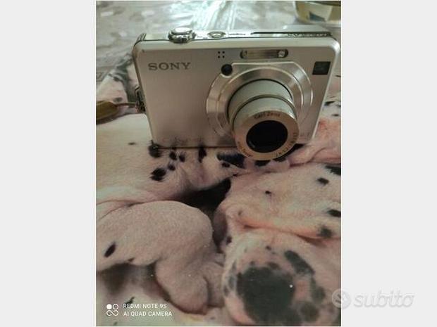 Macchina fotografica della sony