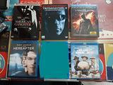 Blu ray CD dvd e steelbook