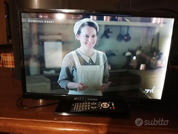 TV Telefunken HD LEDTE 24275 B30 CXB 61 cm (24