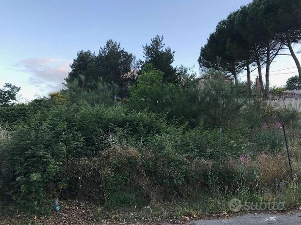 Terreno edificabile a Nicolosi