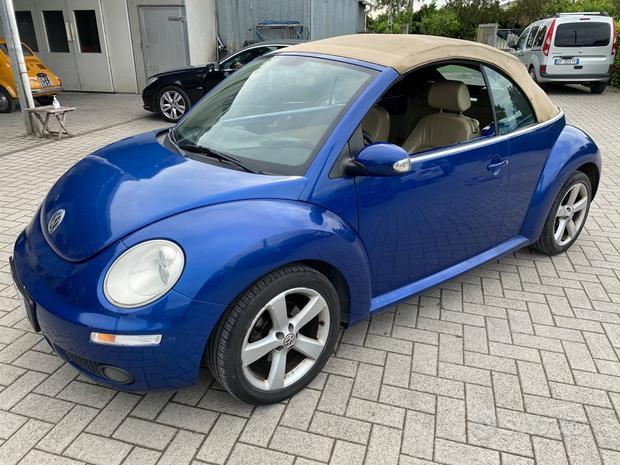 Ricambi new beetle 1,9 diesel 2008 150 milaKm