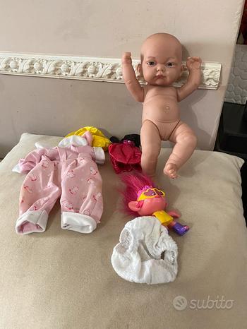 Bambola Realistica Baby Berna