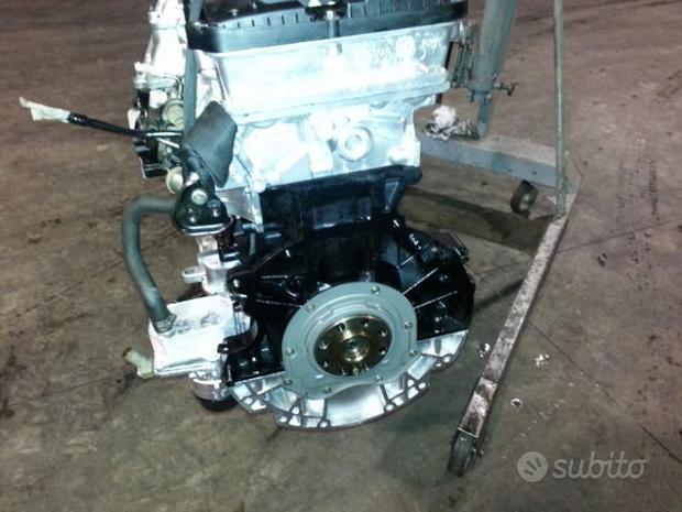 Motore KM0 Ford transit 24tdci JXFA