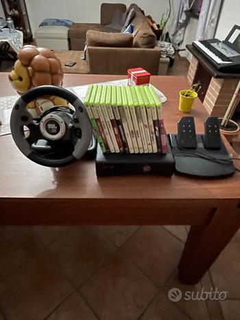 Xbox 360 hd 320gb con volante