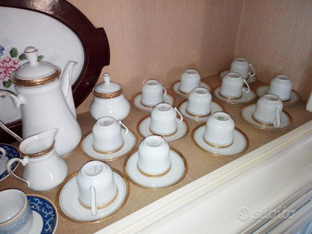 Servizio caffe 15 pz bavaria