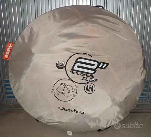 Tenda Quechua 2 Seconds XL AIR (3 persone)