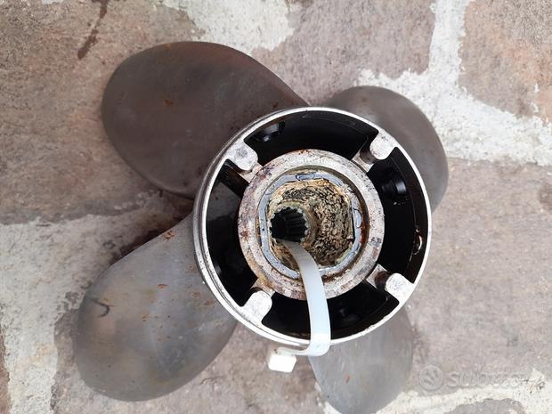 Eliche acciaio mercury