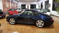 993 911 Porsche carrera 4S book service asi
