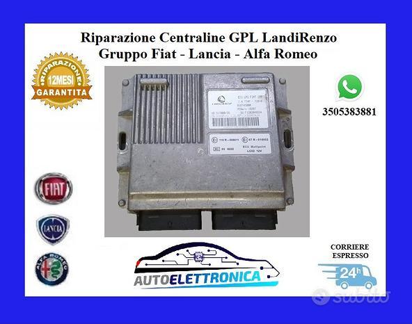 Riparazione Centralina GPL Landirenzo