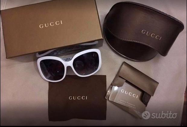 Collezione Gucci Flora occhiali da sole