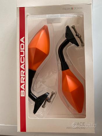 Specchietti moto barracuda nuovi