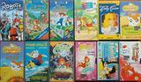 12 Cartoni animati originali Winnie the Pooh, Winx