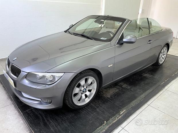 BMW 325 d cat Cabrio Futura Automatica