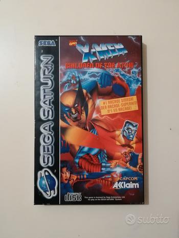 X-men Children of the Atom Sega Saturn