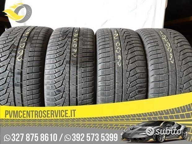 Gomme Usate 255 40 19 Hankook 12002