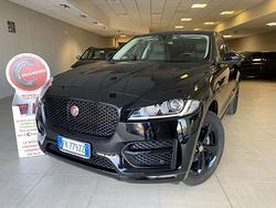 Jaguar F-Pace 2.0 180 Black Edition R Sport Tetto