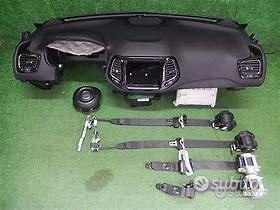 Kit airbag completo jeep compass 2018 2019 2020