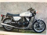 Moto Morini 350 GT immatricolato 1981
